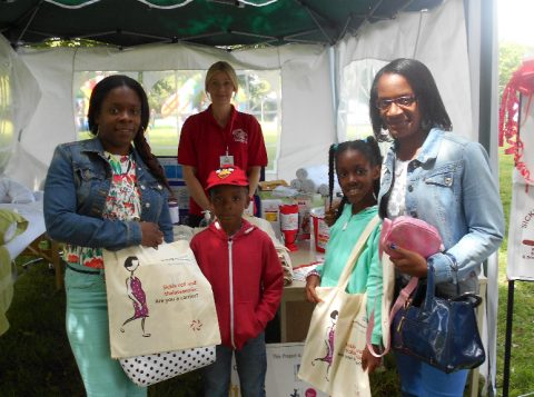 World Sickle Cell Fun Day 2015